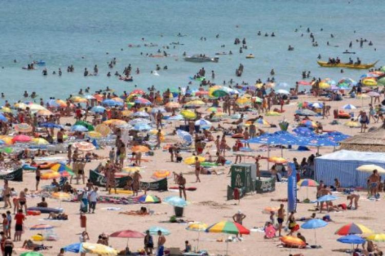 Alertă pe litoralul românesc. Plajele unde apa este plină de bacterii din intestinul uman: E. Coli și enterococi