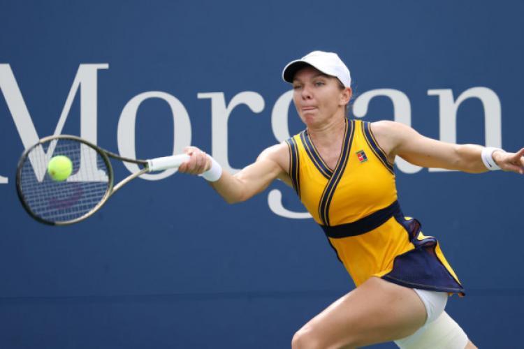 Dezastru pentru românce la US Open! Ce au făcut Simona Halep, Irina Begu, Sorana Cîrstea, Ana Bogdan și Gabriela Ruse