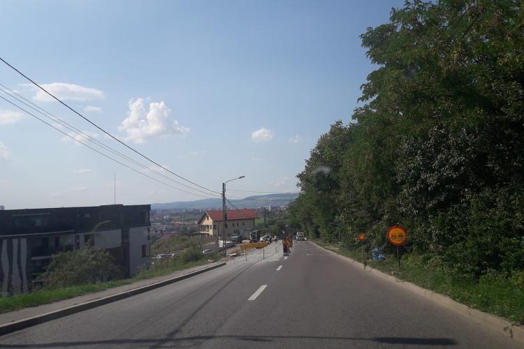 De ce în România nu se fac zeci de km de autostradă pe an? Răspunsul e pe strada Borhanciului din Cluj-Napoca - FOTO