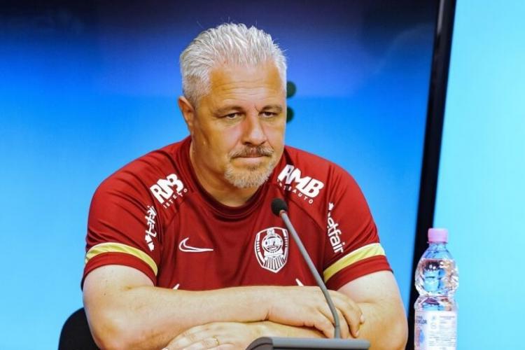 Marius Șumudică, criticat dur de fostul antrenor al CFR Cluj. Vasile Miriuță: Eram sigur că nu se pliază pe stilul CFR-ului