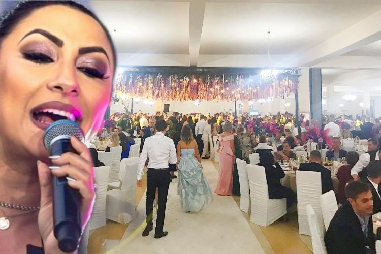 Nuntă cu 1700 de invitați, cu Andra și Vlăduța! S-a dat o amendă de 5.000, abia după ce s-a scris în presă