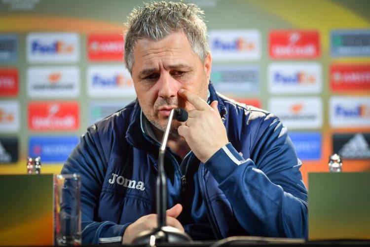 """Șumudică, mesaj dur către foștii antrenori de la CFR Cluj: """"S-au pierdut niște ani! Dar va crește cu Șumudică"""""""