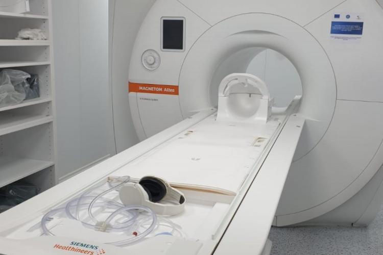 RMN ultraperformant, pus în funcțiune la Spitalul de Boli Infecțioase