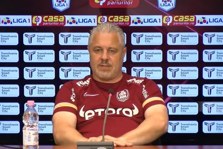 Sumudica: Am avut o prestație rușinoasă. Nu plec de la CFR Cluj