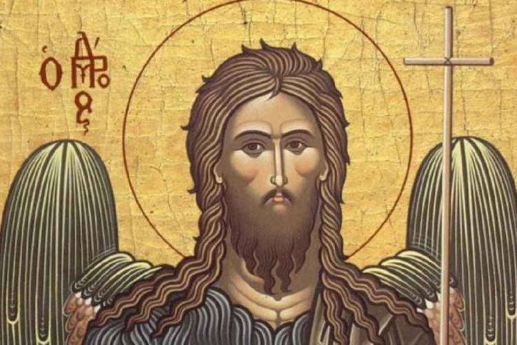 Calendar ortodox 29 august 2021. Sărbătoare cu cruce roşie de Tăierea Capului Sfântului Ioan Botezătorul