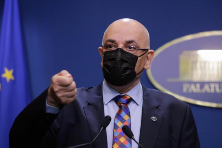 """Raed Arafat nu vede cu ochi buni un nou lockdown în România: """"Mergem mai mult pe soluții țintite local"""""""