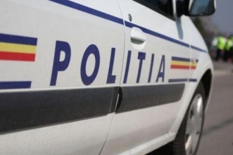 Accident la METRO - Florești. Bărbat de 80 de ani pe scuter, lovit de o autoutilitară - FOTO
