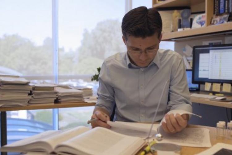 Tânărul cercetător român Sergiu Pașca, absolvent UMF Cluj, laureatul Premiului Judson Daland 2021, în valoare de 50.000 de dolari