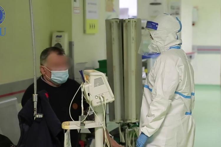 Peste 1.300 de cazuri noi în România. Numărul deceselor este în creștere