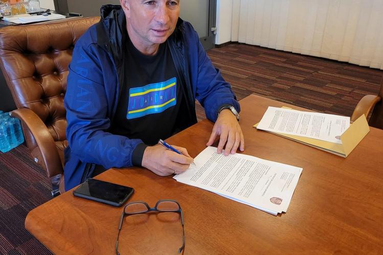 Dan Petrescu: M-am întors la CFR Cluj datorită patronului. Noi ne-am înțeles mai demult