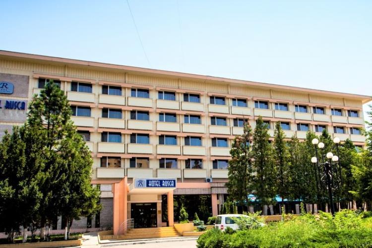 Nicolae Căpușan, milionar din Cluj, a cumpărat Hotelul Rusca din Hunedoara cu peste 1 milion de euro