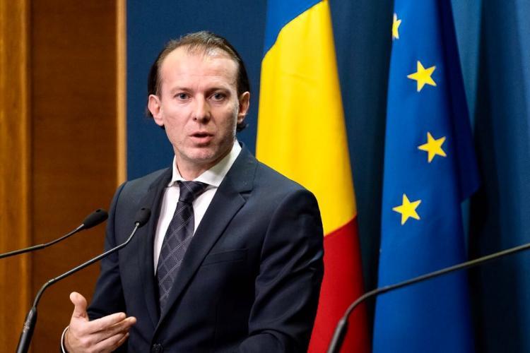 """Florin Cîțu revine: """"13% creştere economică. Sună bine, nu? Adevărații eroi sunt românii"""""""