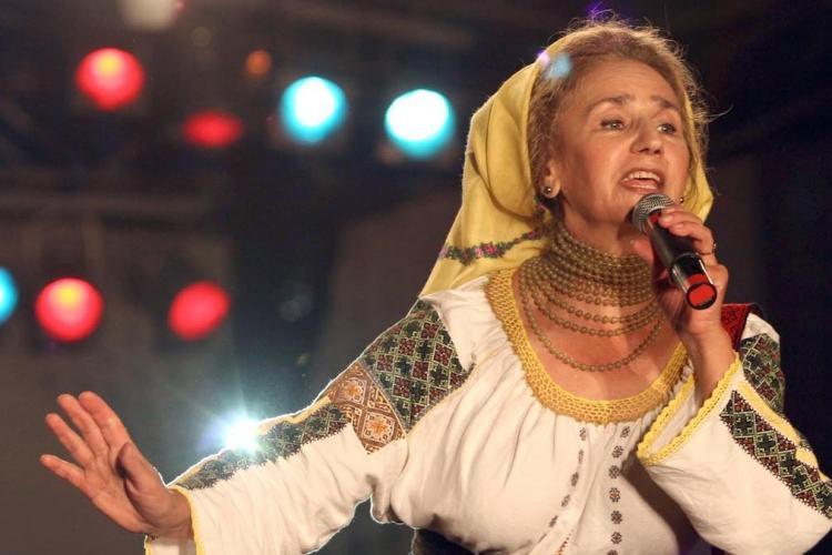 Ieșire rușinoasă a Sofiei Vicoveanca, la un concert. Le-a spus dansatorilor: Hai, dispăreți! - VIDEO