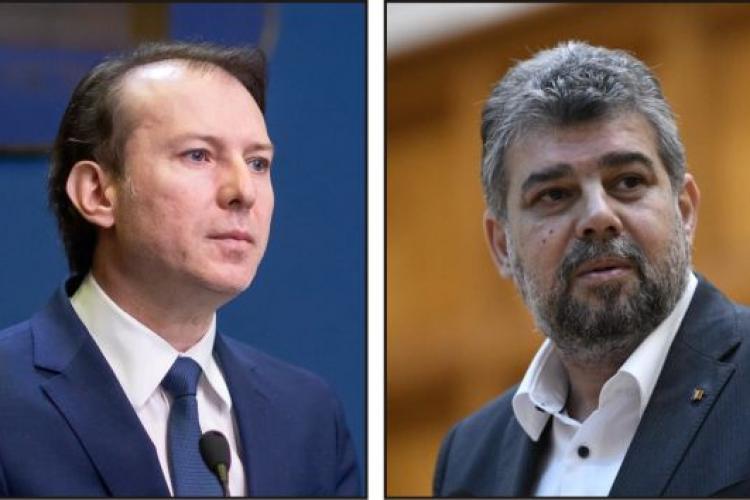 """PSD îi cere oficial președintelui Klaus Iohannis să îl demită pe Florin Cîțu: """"Menținerea lui în funcție este un atac la credibilitatea României"""""""