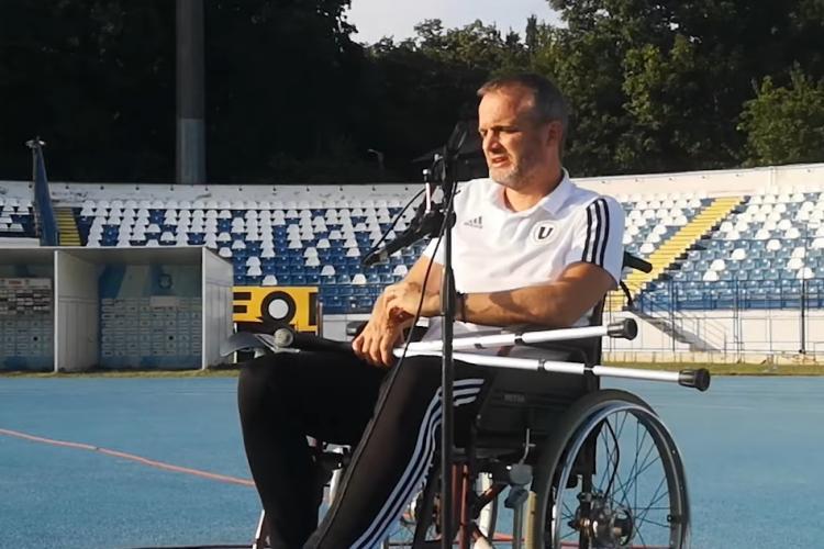 Lovitură pentru U Cluj! Erik Lincar vrea să demisioneze de la U Cluj
