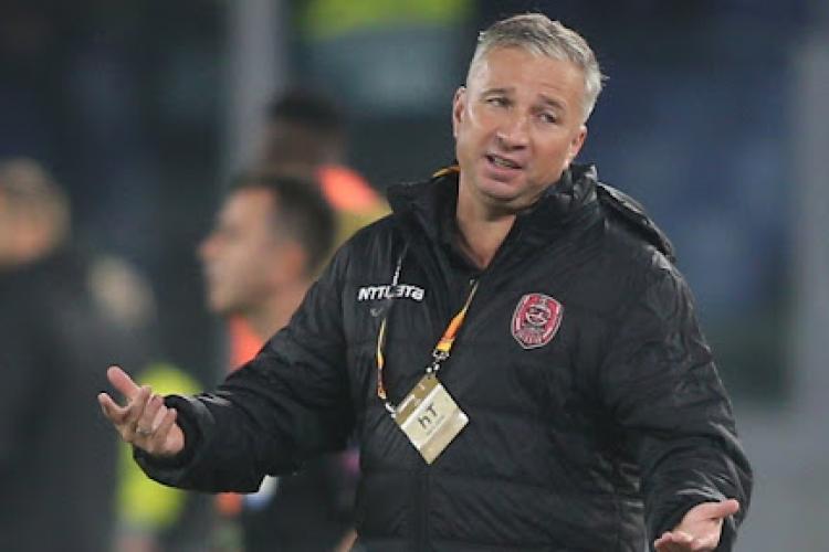 """Primele mutări ale lui Dan Petrescu la CFR Cluj. """"Există potențial să joace și în Champions League"""""""
