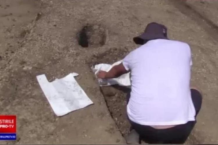 Descoperire arheologică importantă în Cluj. O comunitate necunoscută care s-a format cu 3.000 de ani înaintea piramidelor