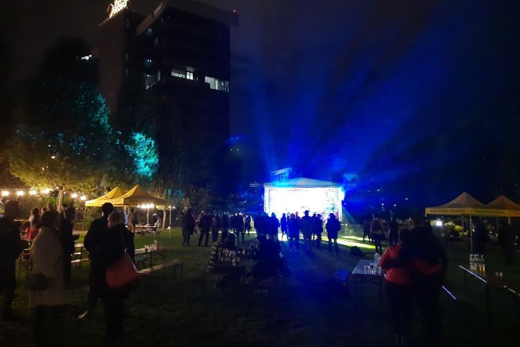 Show mare duminică seara la Rock Blues Nights, în Iulius Parc. Cântă fenomenul blues al României - FOTO