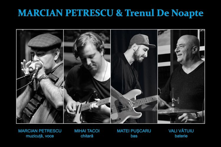 "Weekend cu concerte live în Iulius Parc, la ""Rock and Blues Nights by Cluj Blues Fest"" - FOTO"