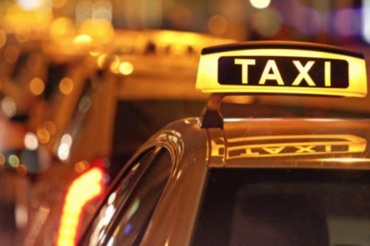 Tâlhar care a comis un jaf de 3000 de euro a fost prins cu ajutorul unui taximetrist