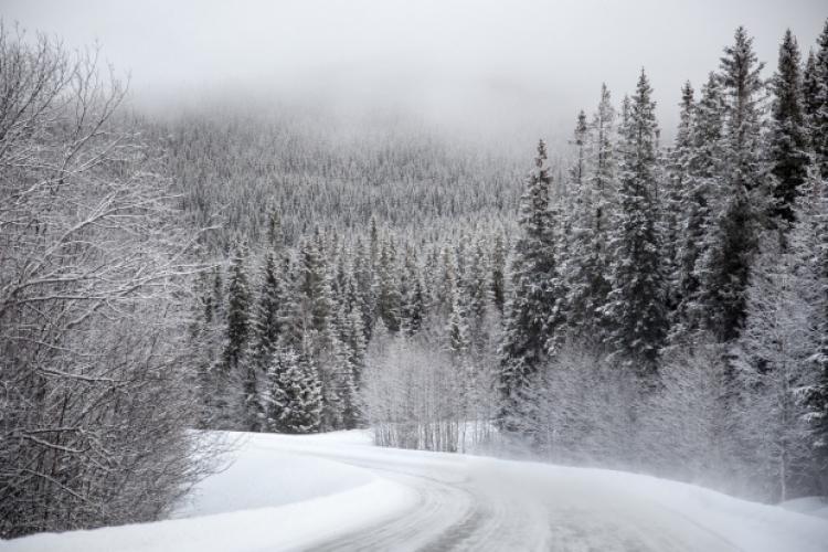 A nins în România, în prima zi de toamnă: zero grade și zăpadă la munte. Vremea este mai rece decât normalul perioadei