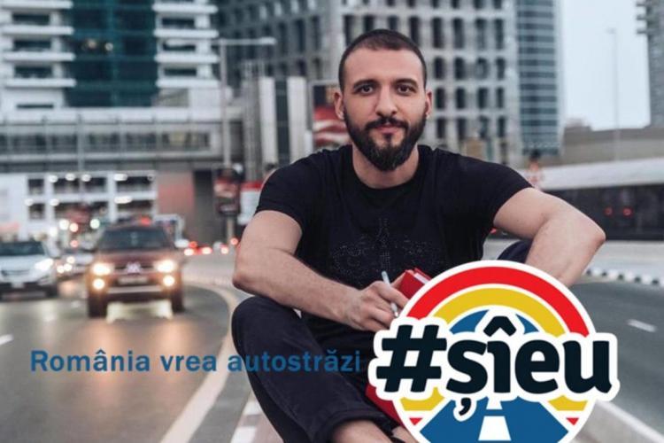 Ștefan Mandachi, omul care cere autostradă, dar nu-l ascultă nimeni: Drumul Iași - Cluj e un pericol de moarte
