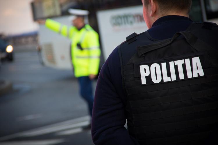 Poliția Cluj face angajări din sursă externă! Cum te poți angaja la Poliție