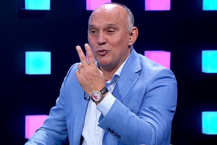 """Florin Prunea spune că nu a fost dorit la CFR Cluj nici de """"Federație"""": Oricum nu mergeam că eu sunt iubit la U Cluj"""