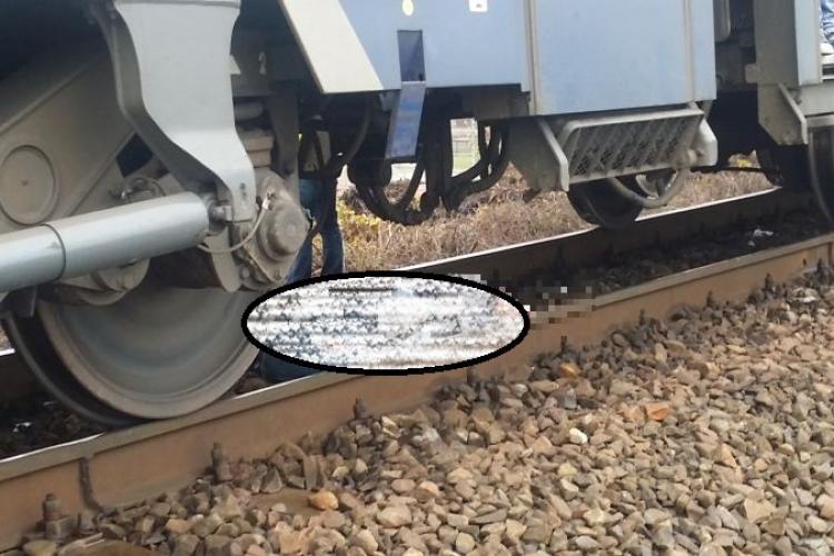 Un ambulanțier s-a aruncat în fața unui tren. Acesta ar fi avut datorii mari la cămătari