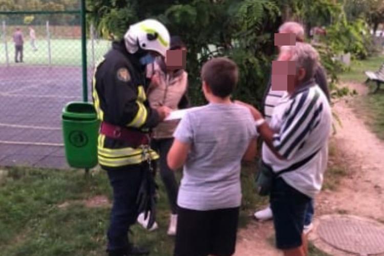 Primăria Cluj-Napoca dă vina pe cei doi copii pentru blocarea toaletei SMART din Grigorescu - FOTO