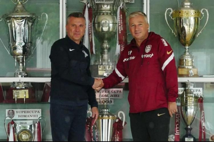 CFR Cluj l-a reangajat pe omul cu care Dan Petrescu s-a certat public anul trecut. Ce post va ocupa