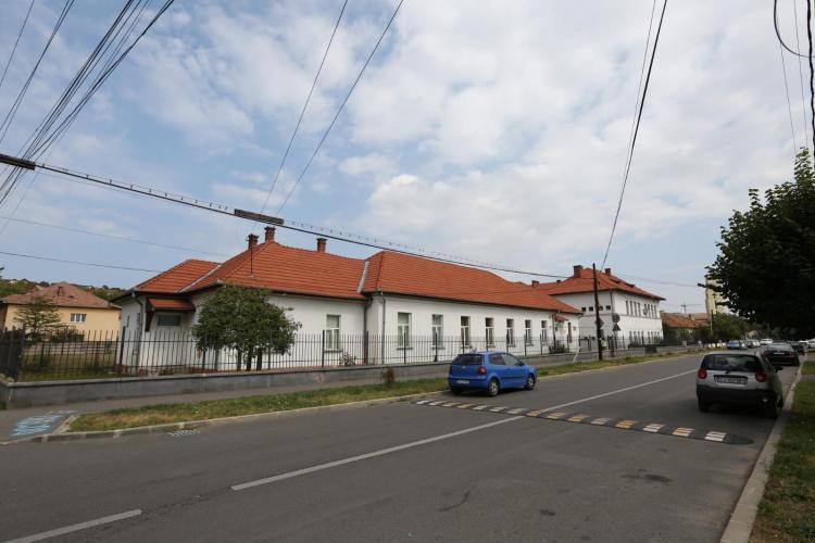 """Vor începe lucrările de modernizare la Școala Gimnazială """"Nicolae Iorga"""" - FOTO"""