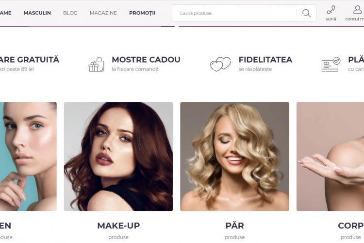 Farmec își modernizează platforma de e-commerce, pe fondul creșterii comenzilor online