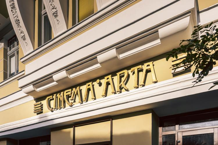 Se redeschide Cinema Arta, după 561 de zile în care a stat cu lacătul pus - FOTO