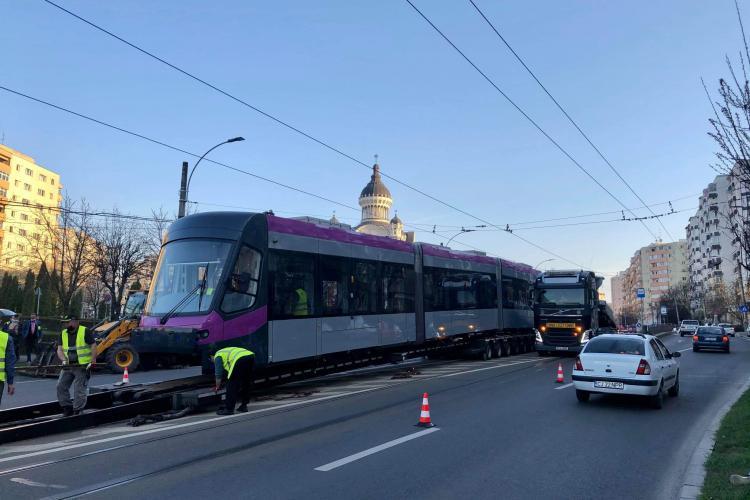 Compania de Transport Public Cluj a scos din uz toate tramvaiele vechi