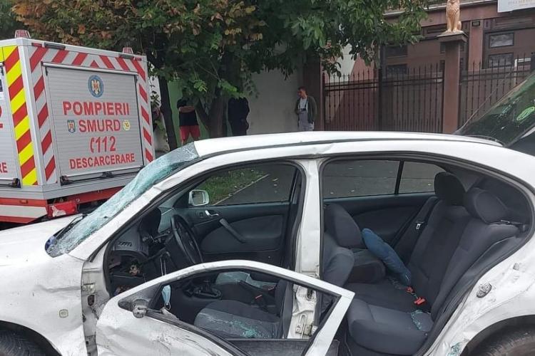 La accidentul de pe Corneliu Coposu, șoferul a murit și airbag -urile nu au sărit: E mâna samsarilor auto - FOTO
