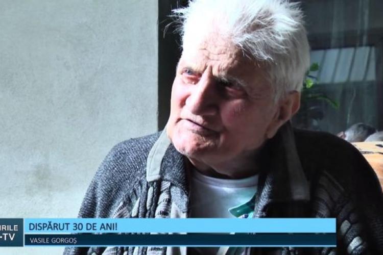 Un român dispărut acum 30 de ani s-a întors teafăr acasă. Familia îl înmormântase