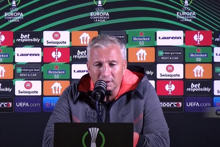 FK Jablonec - CFR Cluj / Dan Petrescu este speriat de cehi: Campionatul Cehiei este peste cel din România