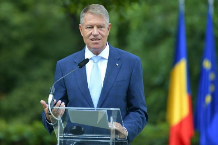 Președintele Klaus Iohannis vrea să vadă creșterea economică, cu care se laudă Guvernul Cîțu, în buzunarele românilor