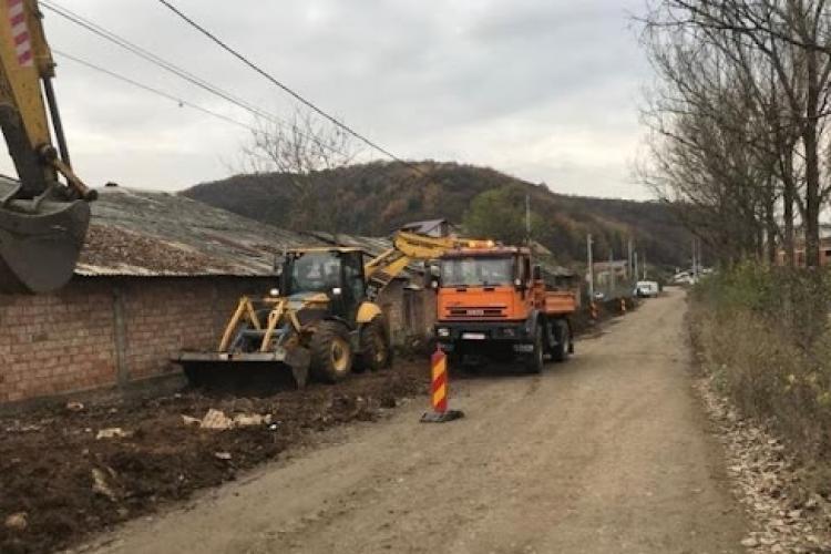 Centura de Sud din Florești revine în actualitate. Valea Gârbăului legată de Sfântul Ioan numai cu autobuzele