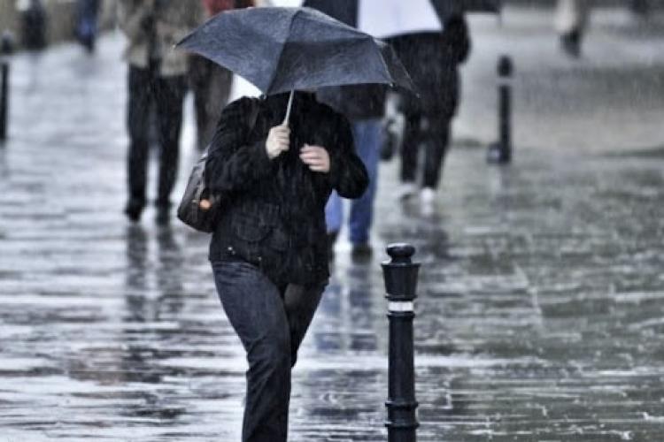 Meteo. Frig și ploi săptămâna următoare în România. Prognoza meteo pentru următoarele patru săptămâni