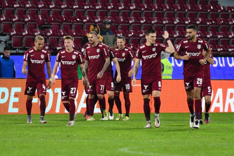 O nouă plecare de ultimă oră de la CFR Cluj. Prima mare lovitură primită de Dan Petrescu după revenirea în Liga I