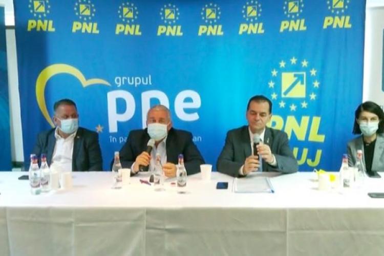 Ludovic Orban, de la Cluj: Membrii de partid sunt chestionați cu cine vor să voteze la Congres și dacă sunt dispuși să-și fotografieze votul
