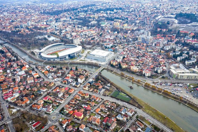 Investiţie de peste un miliard de euro la Cluj, din fonduri UE. Clujul și Floreștiul se vor transforma într-un șantier uriaș