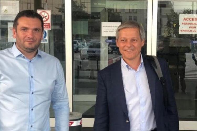 Sergiu Hossu a fost eliberat din funcția de șef al Cancelariei prim-ministrului