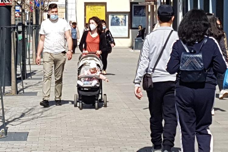 COVID Cluj: Aproape 150 de cazuri noi de coronavirus, în ultimele 24 de ore