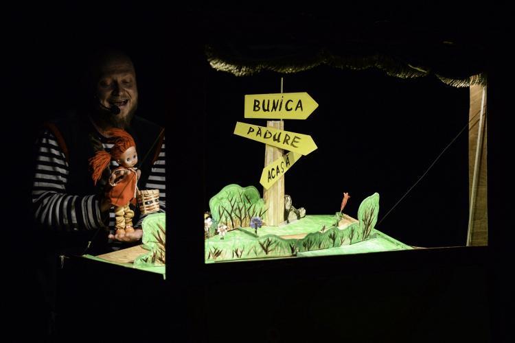 "Teatrul ""Puck"" va prezenta un spectacol la UNTOLD, vineri, 10 septembrie"