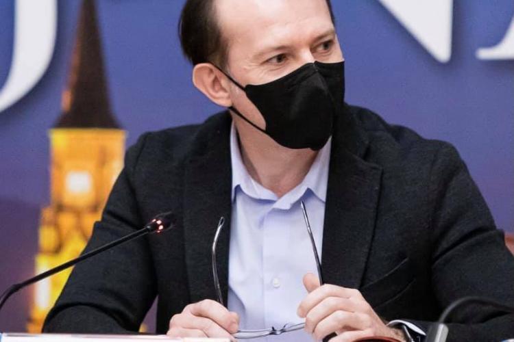 """Florin Cîţu, despre alegerile anticipate: """"Suntem încă în pandemie. Ar fi o greșeală în acest moment"""