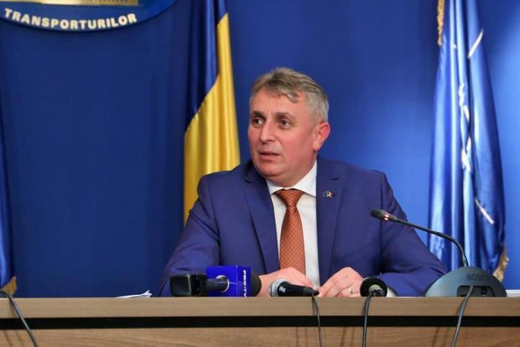 Lucian Bode, numit ministru interimar al Justiției, deși este implicat în dosarul accidentului rutier provocat de mașina SPP