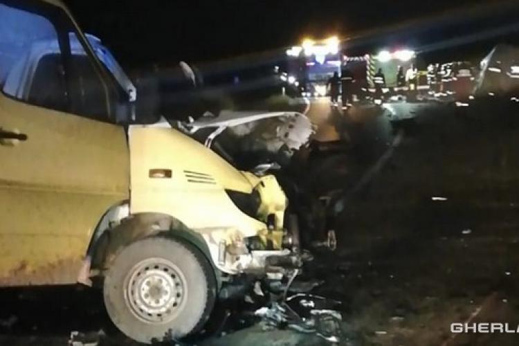 Șofer din Cluj, implicat într-un accident mortal în județul Mureș - FOTO